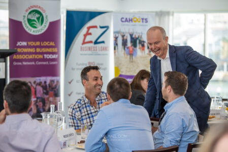 business event Perth