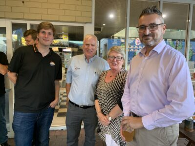 business networking perth